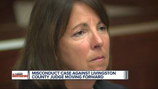 Livingston County Judge Brennan going to full JTC hearing October 1