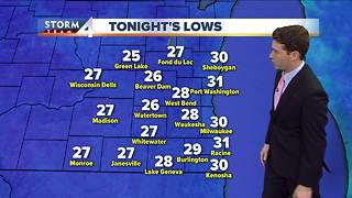 Freeze Warning Overnight - Video