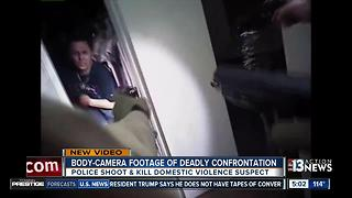 Body camera video shows deadly police confrontation