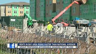 Rents rising in Tampa Bay, more quickly than national average - Video