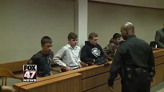 3 suspects found competent for trial - Video