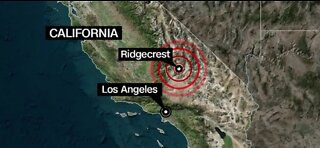 5.4 magnitude earthquake hits California