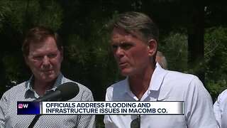 Officials address flooding, infrastructure issues in Macomb County