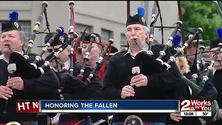 Creek County honors fallen officers
