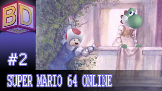 Super Mario 64 Online - Part 2 [Parody]