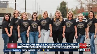 Bakersfield Angels look to offer support to children in the foster care system