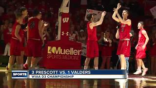 WIAA Boys State Basketball - Saturday Early Session - Video