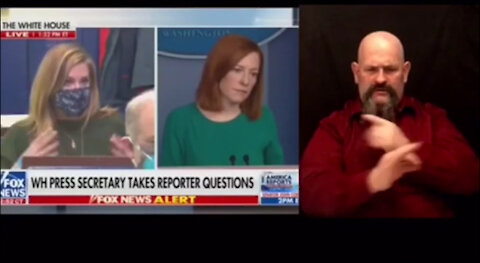 Jen Psaki asked why Biden signed E.O. giving China access to US Power grid