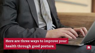 Bad posture can lead to poor health | Rare Life