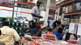 Florida Stores Can't Keep Up With Bottled Water Demand as Irma Threatens State - Video