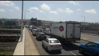 SOUTH AFRICA - Durban - Load shedding affecting traffic (Videos) (BGF)
