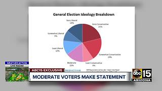 Poll looks at how moderates could sway Arizona Senate race - Video
