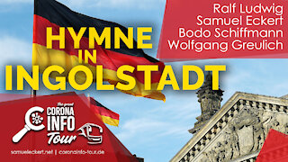Highlight - Die Nationalhymne - Ingolstadt