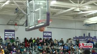 Omaha Benson vs. Omaha Central - Video