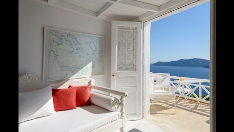 Rent This Private Greek Villa With Endless Ocean Views All to Yourself!