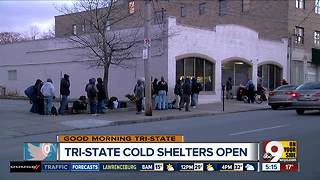 Winter homeless shelter fundraising to stay open - Video