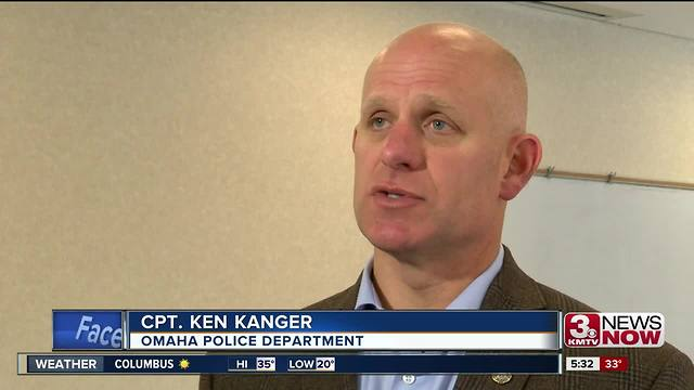 Omaha Police address crime spike