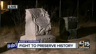 Phoenix cemetery has more history than you think - Video