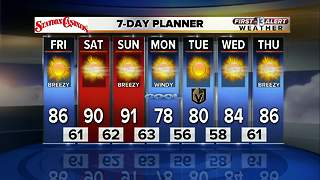 13 First Alert Weather for October 6 2017