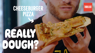 Cheeseburger Pizza: A Must-Try American Classic? - Video