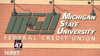 Suspect robs MSU Federal Credit Union location, threatens to use bomb - Video