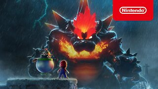 Super Mario 3D World + Bowser's Fury Release Date Announced