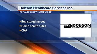 Workers Wanted: Dobson Healthcare Services Inc. - Video