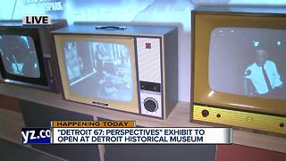 Detroit 67: Perspectives Now Open - Video