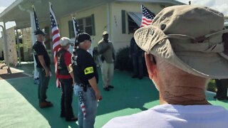 Veterans group Stand Down pays it forward, donates home