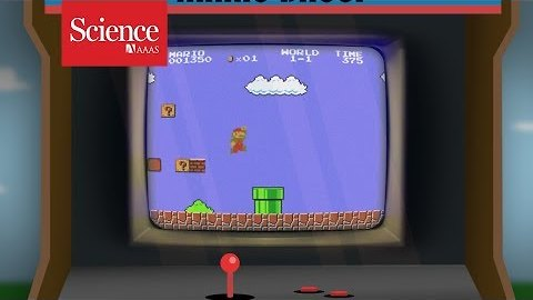 Bored with your video game? Artificial intelligence could create new levels on the fly