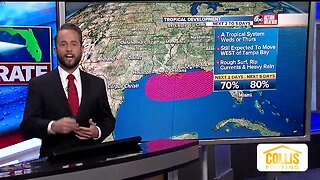 Tracking the Tropics | July 9 Evening Update