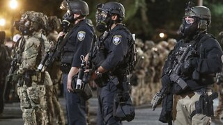 Portland Police Report $23M In Damage Over 6 Weeks Of Protests