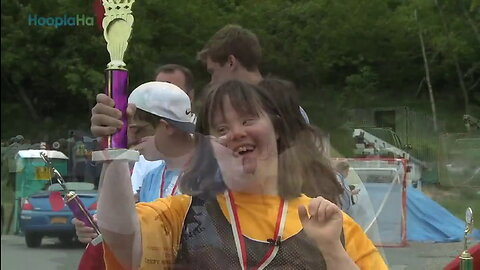 Teen Makes Special Olympic Athletes Feel Like Superstars