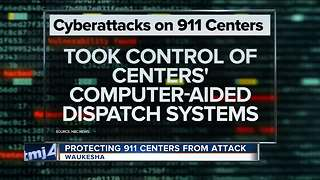 911 officials guarding against hackers - Video