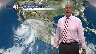 Gary Lezak's Thursday Night Forecast Final - Video