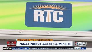 Changes coming to Paratransit bus service after internal audit - Video