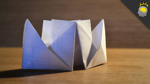Stuff to Blow Your Mind: Origami Madness - Science on the Web