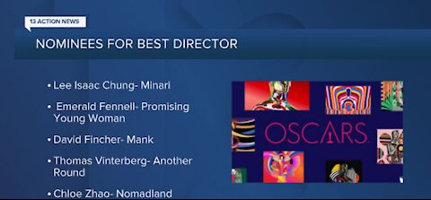 Film critic Josh Bell talks about the Oscar for best director