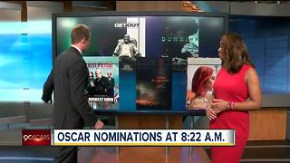 Oscar nominations set for Tuesday morning - Video
