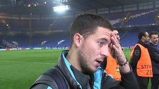 Hazard: I want to win the Champions League - Video