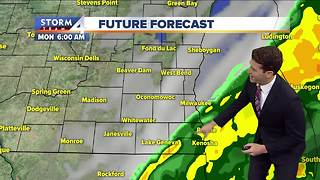 Josh Wurster's Sunday evening Storm Team 4cast - Video