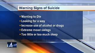 Ask the Expert: Suicide prevention - Video