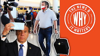 MSM Tears into Cruz Cancun Trip, Says Nothing of Cuomo Scandal | Ep 720