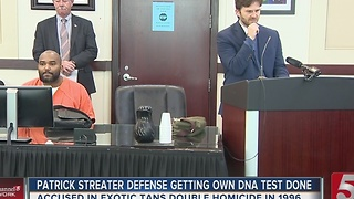 More DNA Tests Planned In 1996 Double Homicide - Video