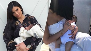 Kylie Jenner BORED Of Being A Mom!