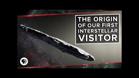 The Origin of Our First Interstellar Visitor