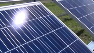 Leaders consider solar storge proposal - Video