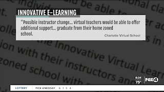 New learning model for Charlotte County Schools