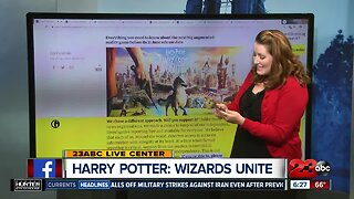 "New Harry Potter game ""Wizards Unite"" released today"