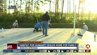 Habitat for Humanity builds for better futures - Video